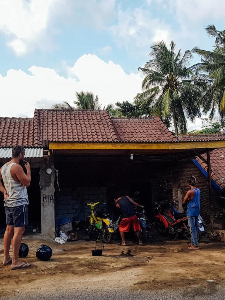 vervoer kuta lombok