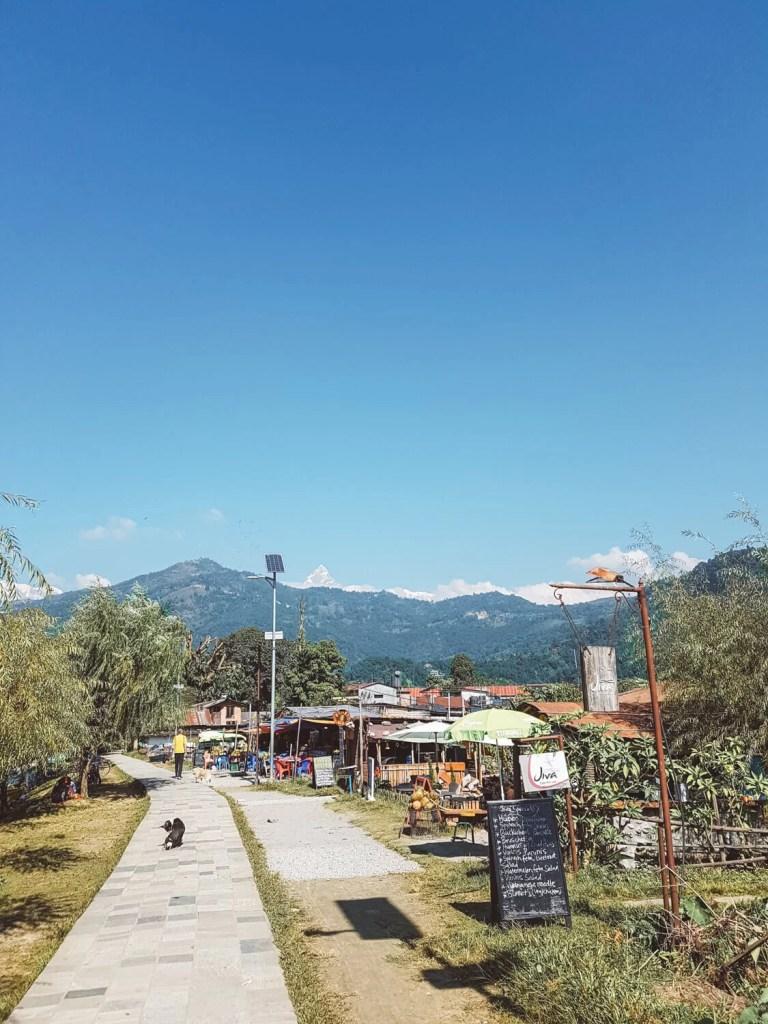 pokhara hotspots