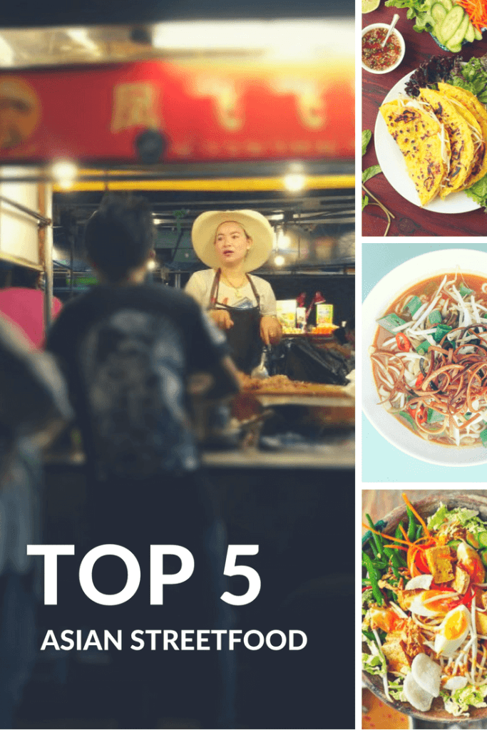 top 5 asian streetfood