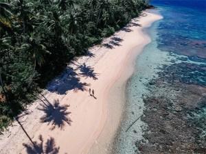 Bounty eiland Bangka; onontdekt paradijsje van Sulawesi