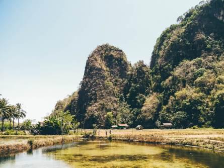 Route Sulawesi 4 weken