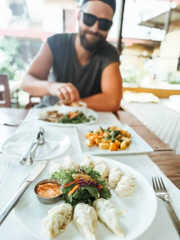 Nepal eten