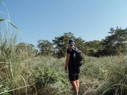 Een jungle trekking door Chitwan; de jungle van Nepal