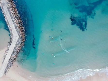 Surfen op Sardinië met Buggerru Surfschool