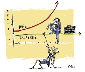 salaires