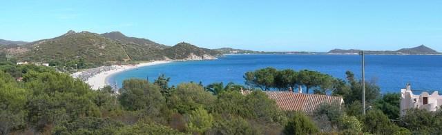 Sardinien Küste