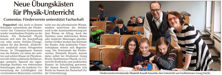 Donau Anzeiger 19.12.2016