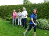 Nordic Walking | Förde Vital | Martina Koberstein | Physiotherapeutin | Vital und gesund durch Prävention