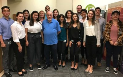 Sixth Annual Lefteroff Internship A Success With A Record 17 Participants