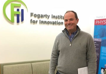 Mike Regan Joins the Fogarty Institute as Chief Innovation Officer