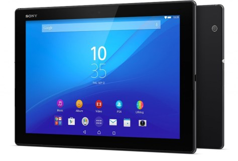 Sony Xperia Z4 Tablet - foged.net