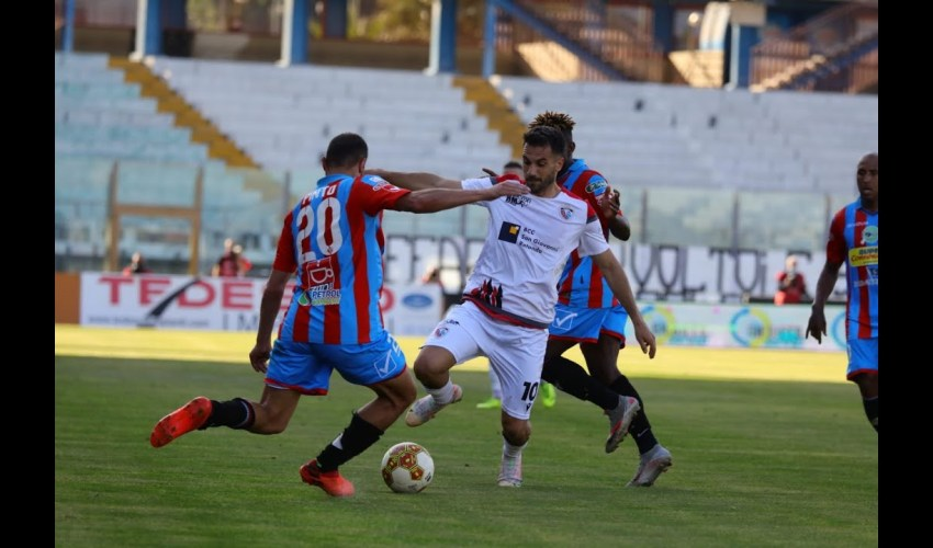 Catania-Foggia 1-3 – Highlights Playoff