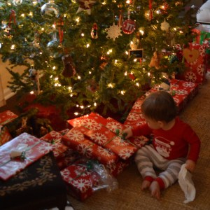 What no one tells you about Christmas with kids