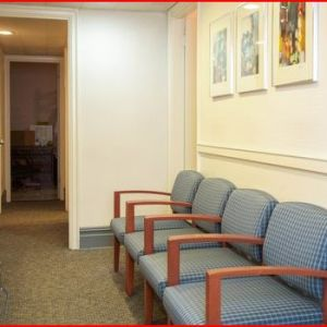 What it's like in the fertility clinic waiting room
