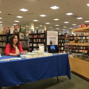 Eat Pray Love made me do a book signing—and it was a success!