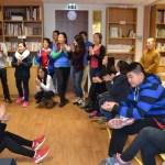 法國法華禪寺青年團 不同形式讀書會
