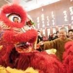 國際佛光會巴黎協會举办羊年新春嘉年華活動