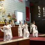 法華禪寺舉辦梵音樂舞慶元宵大聯歡,會員大眾共襄盛舉