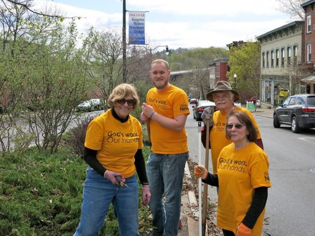 Clean Sweep-Tri-Lutheran Churches of Rondout