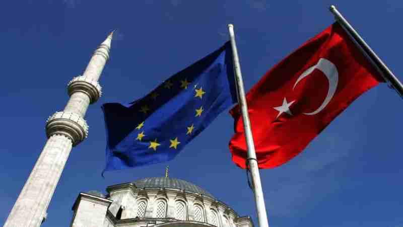 Türkiye Avrupa Birliği giriş süreci
