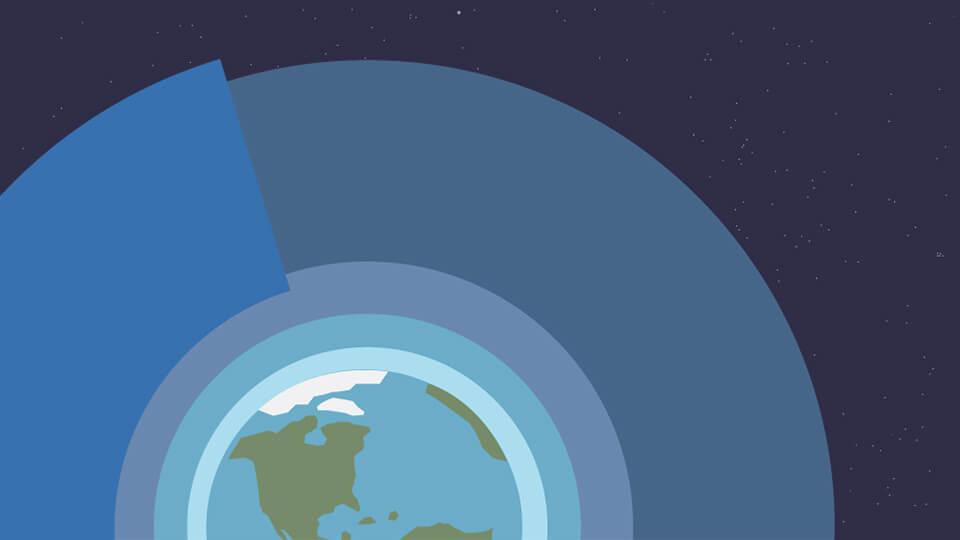 Dünya'nın Atmosferi Yok Olsaydı Ne Olurdu?