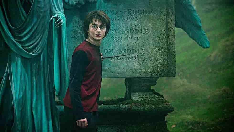 Harry Potter ve Ateş Kadehi kısa özeti