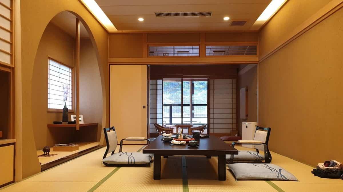 Geleneksel Japon Mimarisi