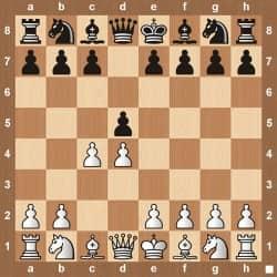 queens gambit açılışı