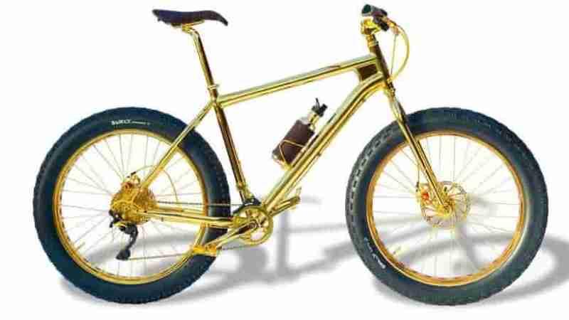 dünyanın en pahalı bisikleti
