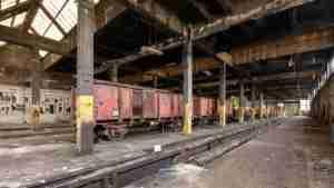 demir maden taşımacılığı