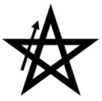 How to draw the pentagram