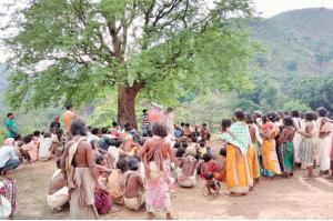 Niyamgiri Padyatra 2016