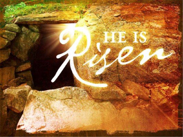 Kebangkitan Kristus Memberi Hidup