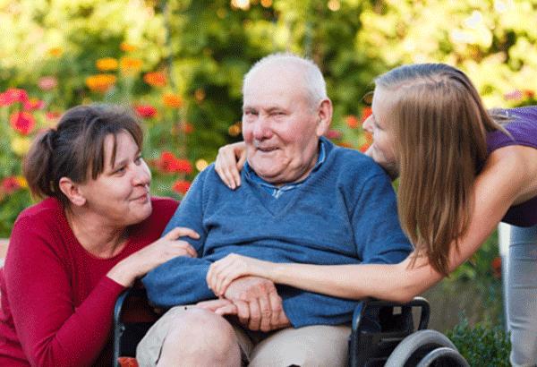Kasih Kepada Orang Tua atau Mertua