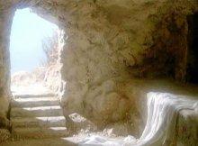 Kronologis kebangkitan Tuhan Yesus Kristus