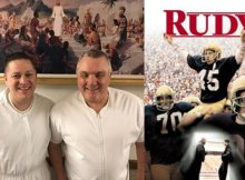 Legenda Football Rudy Ruettiger