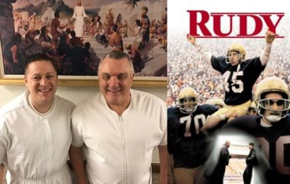 Mimpi Sang Legenda Football Rudy Ruettiger
