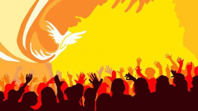 Pencurahan Roh Kudus