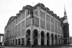 Bild des Monats Februar 2020: Altes Kaufhaus in Görlitz