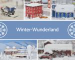 Winter-Wunderland ohne zu frieren