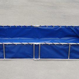 Portable Framed Decon Pools Typ A/HMT