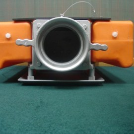 Strainer with Riser