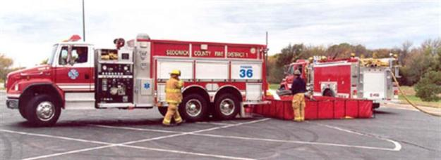 SEDGWICK COUNTY FIRE DISTRICT 1