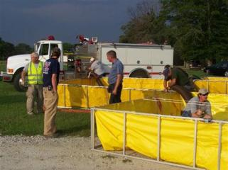 ABBEVILLE COUNTY WATER SHUTTLE TRAINING 2009