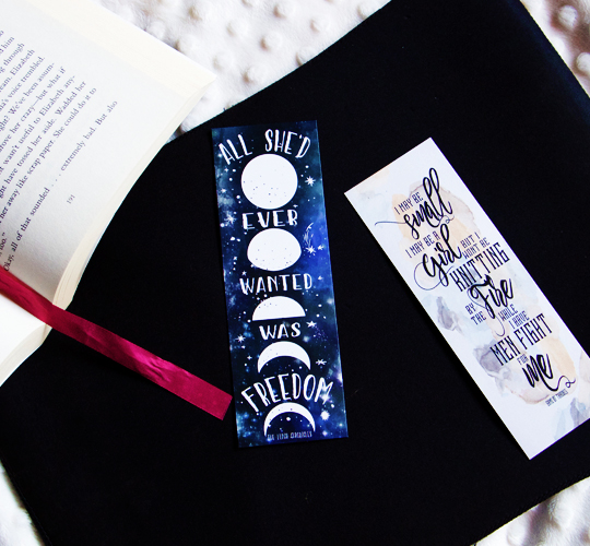 blubear bookmarks