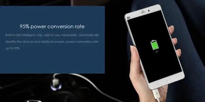 Review Mi Car : Charger Mobil Dual USB Dari Xiaomi