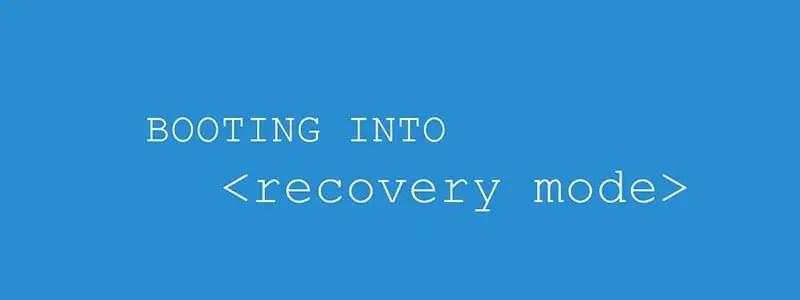 3 Cara Masuk Recovery Mode (TWRP) Xiaomi Semua Tipe