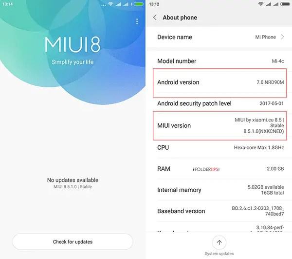 Cara Mengganti ROM China Mi4C Menjadi ROM Global Xiaomi.EU