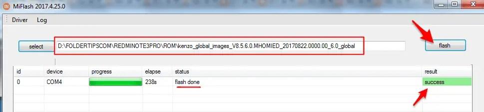 Cara Mengatasi Bootloop / Softbrick Redmi Note 3 Pro (Kenzo) Non UBL