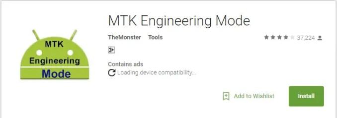 Cara Mengganti MAC Address Dengan MTK Engineering Mode (Khusus MediaTek)